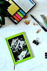 Horský notes / Lumigreen