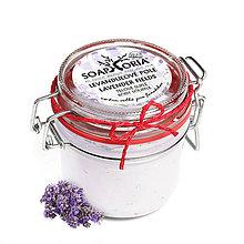 Drogéria - Levanduľové pole - XXL organické telové suflé pre fanatikov - 8025560_
