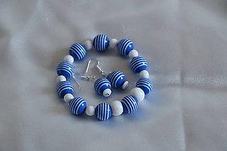 Sady šperkov - Súprava s prúžkom - 8027479_