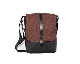 Tašky - Malá taška BROWN - 8027821_