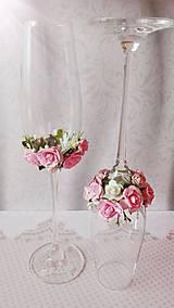 Nádoby - Ružové pivonky - 8026452_