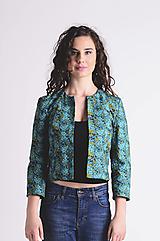 Kabáty - Sako Virág II  100% bavlna - 8024703_