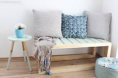 Nábytok - Drevená lavička Rafael - 8026922_