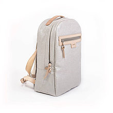 Batohy - Backpack Silver - 8026468_
