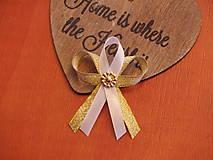 Pierka - Č.119 Zlaté trblietavé pierka - 8028191_