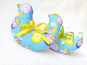 Dekorácie - Easter birdies - 8029489_