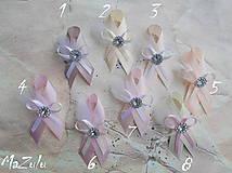 Pierka - svadobné pierka v nežnej pastelovej - 8031054_