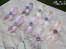 Pierka - svadobné pierka v nežnej pastelovej - 8031062_