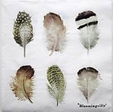 Papier - Servítka  V 45 -Bloomingville - 8030106_