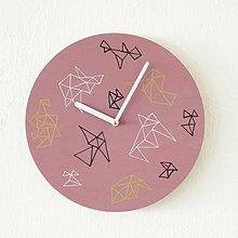 Hodiny - Nástenné hodiny Abstrakt - 8029188_
