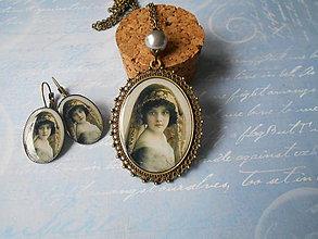 Sady šperkov - Dievča so závojom - 8029645_