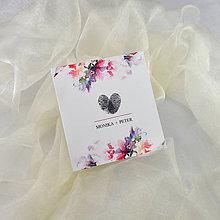 Papiernictvo - Svadobné oznámenie - 8030201_