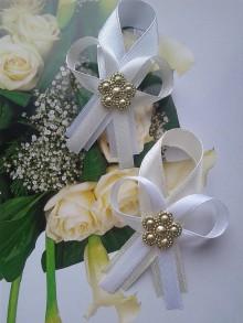 Pierka - svadobné pierko - 8034957_