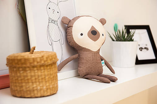 Fauna - medveď