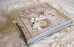 Papiernictvo - Svadobný album1 na želanie pre Veroniku - 8033250_