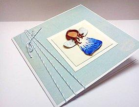 Papiernictvo - Pohľadnica k narodeniu chlapčeka - 8038328_