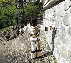 Sukne - lel komplet, sukňa a sveter - 8035874_