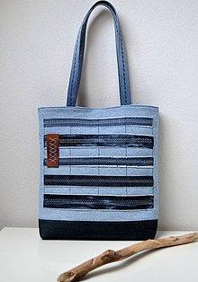 Kabelky - Riflová taška - 8037992_