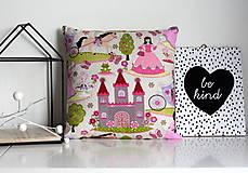Textil - Bylinkový vankúš AROMATERAPIA SPÁNOK s levanduľou, materinou dúškou a medovkou - 8036215_