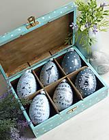 - Vintage sada vajíčok - 8035933_