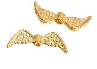Korálky - Korálka krídla - 8037008_