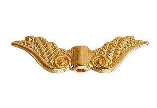 Korálky - Korálka krídlo - 8037041_