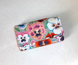 Peňaženky - Peňaženka - Sirôtky - Oranžová - 17 - 8035460_