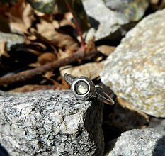 Prstene - Labradorit Prsteň - 8042898_