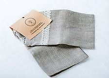 Úžitkový textil - MINI vrecká do domácnosti - 8043294_