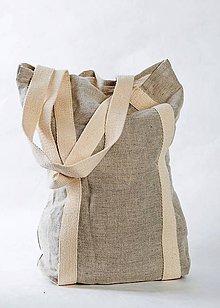 Nákupné tašky - Nákupná taška priateľská k prírode - 8043366_