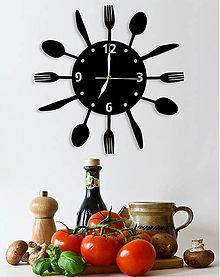 Hodiny - Príborové hodiny do kuchyne - 8043371_