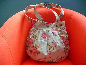 Veľké tašky - Nika - stredne veľká taška - 8040136_