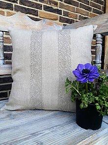 Úžitkový textil - Obliečka na vankúš Nature Romance III - 8042886_