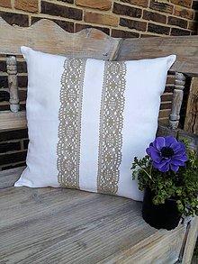 Úžitkový textil - Obliečka na vankúš Nature Romance IV - 8042902_
