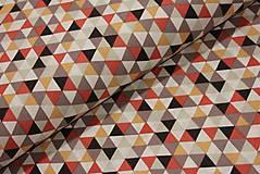 - Hnedé trojuholníčky - 8047085_