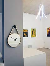 Hodiny - Zrkadlové hodiny - 8043795_