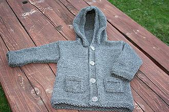 Detské oblečenie - Chlapčenský sveter - 8046660_