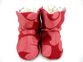 Topánočky - Teplé papučky - 8043854_