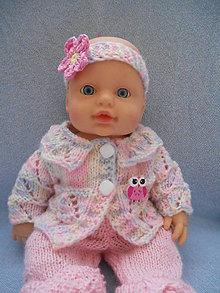 Hračky - Nelinka - oblečenie pre bábiku - 8043911_