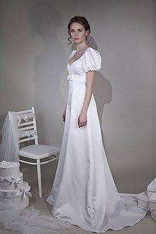 Šaty - Výpredaj - zľava 30 % - svadobné šaty - 8045340  577c8dcdfd0