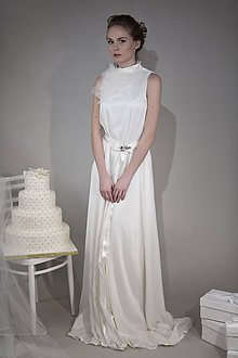 Šaty - Svadobné šaty - 8045620_