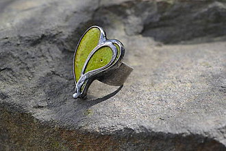 Prstene - lístek - 8045331_