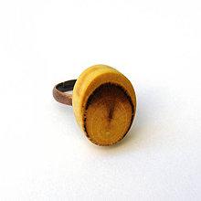 Prstene - Z brestovej halúzky - 8045305_