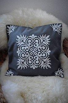 Úžitkový textil - Ornamentový poťah  - 8046160_