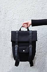 Batohy - Ruxak SCHNALLE schwarz - 8048795_