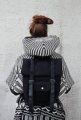 Batohy - Ruxak SCHNALLE schwarz - 8048796_