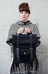 Batohy - Ruxak SCHNALLE schwarz - 8048798_