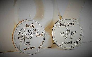 Magnetky - Magnetky okruhle - 8050572_