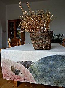 Úžitkový textil - Liptovské kopce - 8048497_