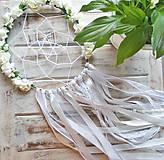 Dekorácie - Lapač snov Flower Dream- zľava z 19.90€ - 8048911_